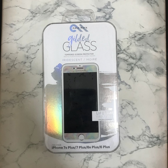 free shipping 458a8 e69f4 Casemate iridescent screen protector NWT